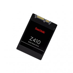 هارد اس اس دی سن دیسک مدل Z410 ظرفیت ۴۸۰ گیگابایت