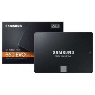 هارد اس اس دی سامسونگ مدل Evo 860 ظرفیت ۲۵۰ گیگابایت