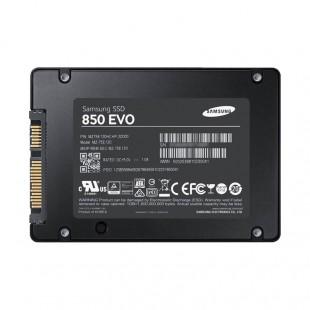 هارد اس اس دی سامسونگ مدل Evo 850 ظرفیت ۱۲۰ گیگابایت