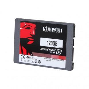 هارد اس اس دی کینگستون مدل V300 B7A ظرفیت ۱۲۰ گیگابایت
