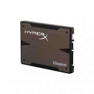 هارد اس اس دی باندل آپگرید کینگستون مدل HyperX 3K ظرفیت ۱۲۰ گیگابایت
