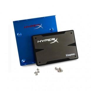 هارد اس اس دی باندل آپگرید کینگستون مدل HyperX 3K ظرفیت ۲۴۰ گیگابایت