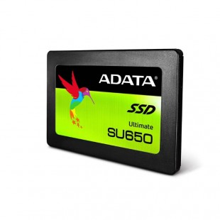 هارد اس اس دی ای دیتا مدل SU650 ظرفیت ۲۴۰ گیگابایت