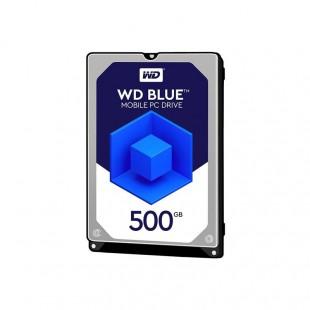هارد لپ تاپ وسترن دیجیتال سری آبی ظرفیت ۵۰۰ گیگابایت