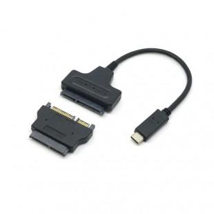 کابل تبدیل USB به MicroSata مدل Enet