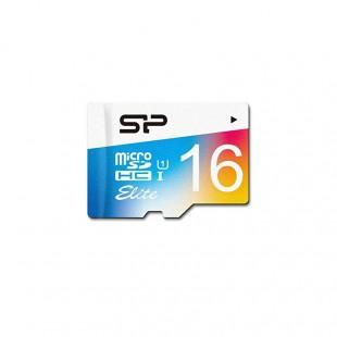 کارت حافظه سیلیکون پاور مدل Color Elite ظرفیت ۱۶ گیگابایت