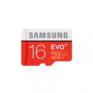 کارت حافظه سامسونگ مدل Evo Plus ظرفیت ۱۶ گیگابایت