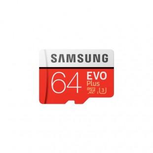 کارت حافظه سامسونگ مدل Evo Plus ظرفیت ۶۴ گیگابایت