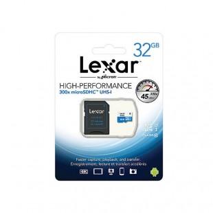 کارت حافظه لکسار مدل High Performance ظرفیت ۳۲ گیگابایت