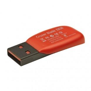 فلش مموری سن دیسک مدل کروزر بلید ظرفیت ۱۲۸ گیگابایت