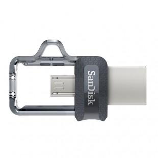 فلش مموری سن دیسک مدل اولترا دوال ظرفیت ۳۲ گیگابایت