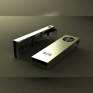 فلش مموری اچ پی مدل V210W ظرفیت ۸ گیگابایت