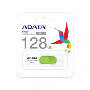 فلش مموری ای دیتا مدل UV320 ظرفیت ۱۲۸ گیگابایت