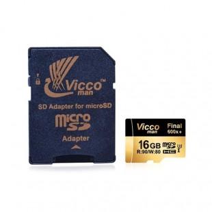کارت حافظه ویکومن مدل Extre 600X ظرفیت 32 گیگابایت