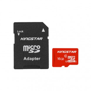 کارت حافظه کینگ استار مدل 580X ظرفیت ۱۶ گیگابایت
