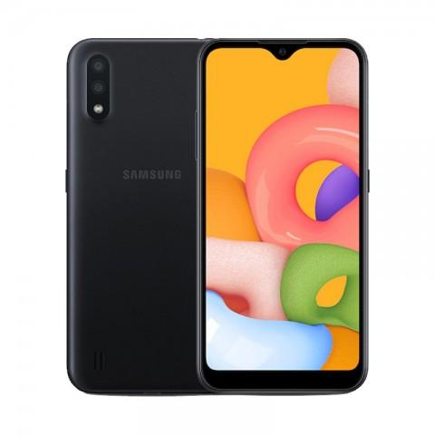 گوشی موبایل سامسونگ مدل Galaxy A02 دو سیم کارت ظرفیت 64 گیگابایت