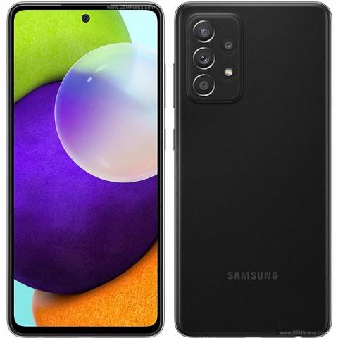 گوشی موبایل سامسونگ galaxy A52 4G ظرفیت 128/8 گیگابایت