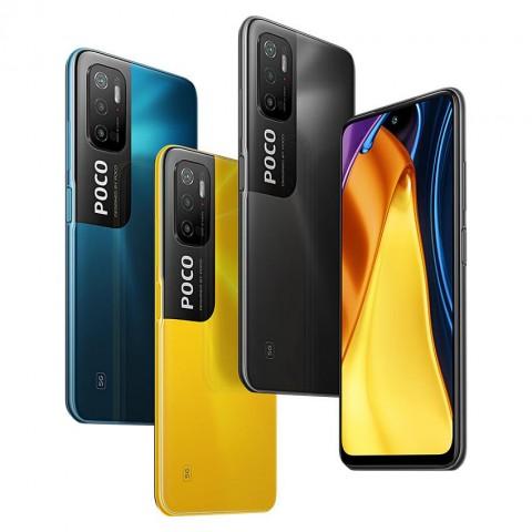گوشی موبایل شیائومی مدل POCO M3 PRO 5G  دو سیم کارت ظرفیت 64 گیگابایت و 4 گیگابایت رم