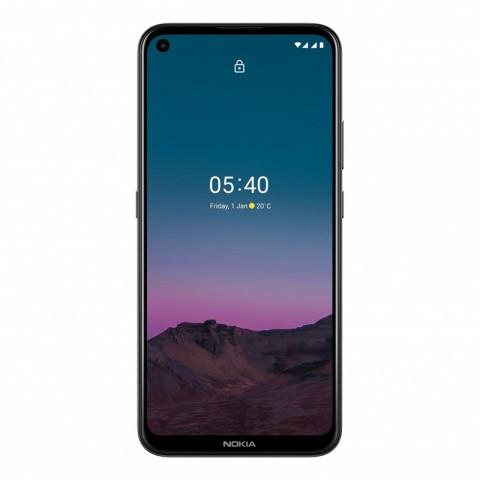گوشی موبایل نوکیا مدل Nokia 5.4  دو سیم کارت ظرفیت 128 گیگابایت و رم 4 گیگابایت