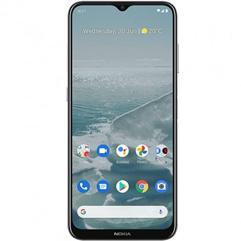 گوشی موبایل نوکیا مدل G20  دو سیمکارت ظرفیت 128 گیگابایت و رم 4 گیگابایت