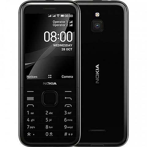 گوشی موبایل نوکیا مدل 4G 8000 دو سیم کارت ظرفیت 4 گیگابایت و رم 512 مگابایت