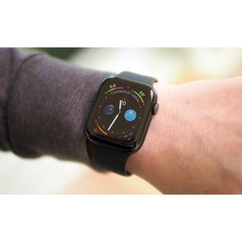 ساعت هوشمند اپل واچ سری 5 مدل 44m Space Gray Aluminum Case Black Sport Band