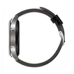 ساعت هوشمند سامسونگ مدل Gear S3 Classic SM-R770 Black Leather