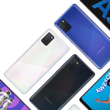 گوشی موبایل سامسونگ مدل Galaxy A31 SM-A315F/DS دو سیم کارت ظرفیت 128 گیگابایت