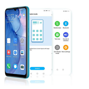 گوشی موبایل آنر مدل 9A MOA-LX9N دو سیم کارت ظرفیت 64 گیگابایت