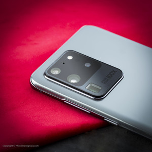 گوشی موبایل سامسونگ مدل  Galaxy S20 Ultra 5G SM-G988B/DS دو سیم کارت ظرفیت 128 گیگابایت