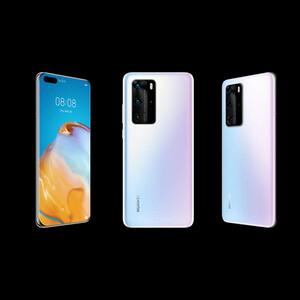 گوشی موبایل هوآوی مدل P40 Pro ELS-NX9 دو سیم کارت ظرفیت 256 گیگابایت