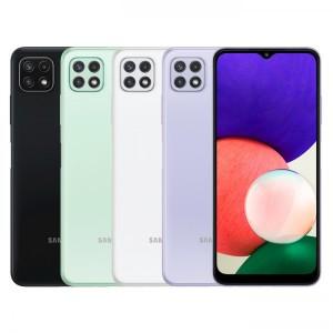 گوشی موبایل سامسونگ مدل Galaxy A22 دو سیم کارت ظرفیت 128گیگابایت و رم 4 گیگابایت