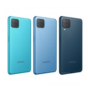 گوشی موبایل سامسونگ مدل Galaxy M12  ظرفیت 128 گیگابایت و رم 4 گیگابایت