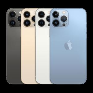 گوشی موبایل اپل مدل آیفون 13 پرو مکس ظرفیت 512 گیگابایت - رم 6گیگابایت