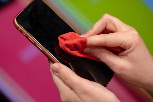 چگونه گوشی خود را ضد عفونی کنیم؟