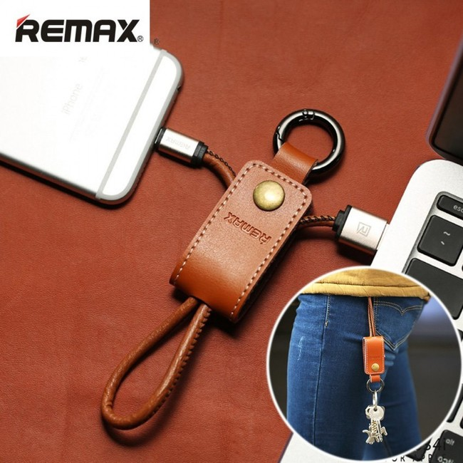کابل پاور بانک  Remax Western RC-034 Micro USB Cable