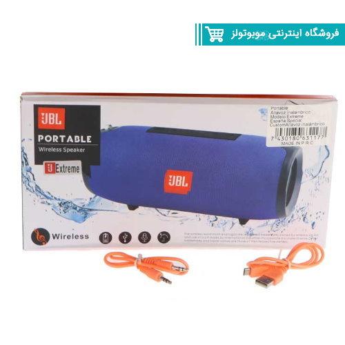 اسپیکر بلوتوث JBL portable مشکی