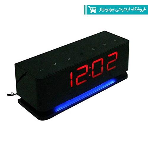 اسپیکر بلوتوث ساعت دار داس مدل Alonso A1 DS-1088
