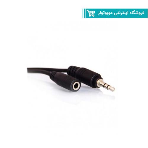 کابل افزایش Headphone طول هدفون و هندزفری 1متری
