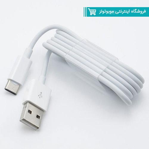 کابل تبدیل USB به Type-c سامسونگ برای شارژ و انتقال دیتا