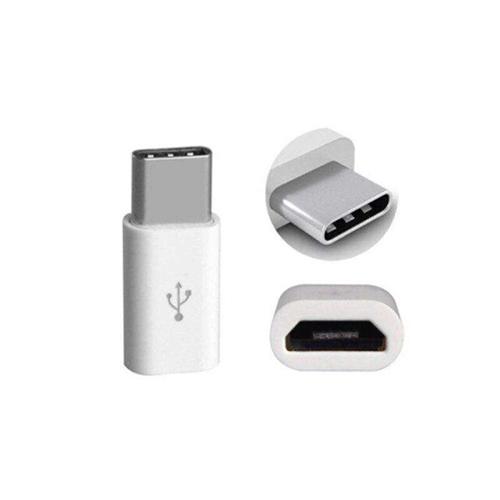 مبدل micro USB به TYPE-C مدل CQ15