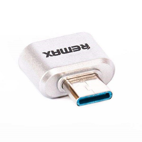 مبدل OTG USB-C  ریمکس مدل TCo1