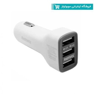 Remax-CC-301-Car-Charger-Adapter-White