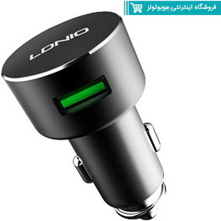LDNIO C308 Car Charger With microUSB Cable