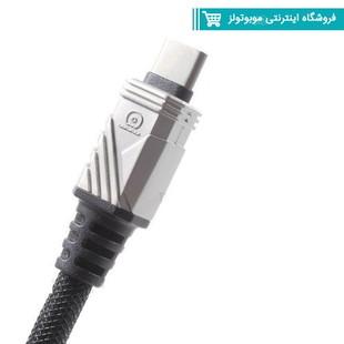 کابل تبدیل USB به تایپ سی دبلیو یو دبلیو مدل WUW-X61 به طول 1 متر
