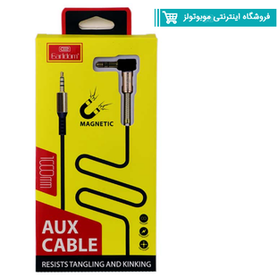 AUX cable Earldom Model ET-AUX21 length 1 meter