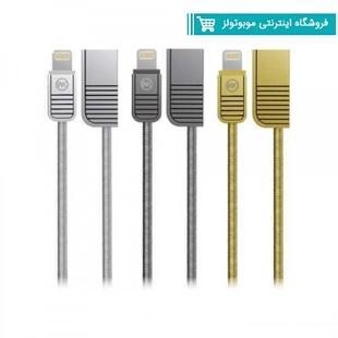 کابل شارژر فلزیWK-WDC-026-Lion-