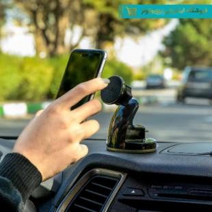 هولدر موبایل گارانتی دار آینوبن مدل iMag Hybrid