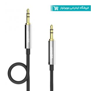 کابل صدا AUX گارانتی دار انکر مدل A7113091 SoundLine طول 1.2 متر