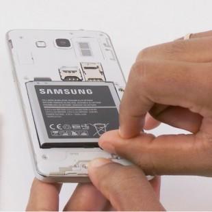 باتری موبایل مدل G530 با ظرفیت 2600mAh مناسب برای گوشی موبایل J5 و  Galaxy Grand Prime